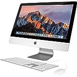 Apple iMac 21.5in 2.7GHz Core i5 (ME086LL/A) All In One Desktop, 8GB Memory, 1TB Hard Drive, Mac OS X Mountain Lion (Renewed)