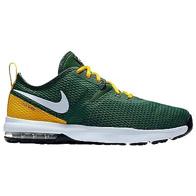 reputable site 65cd1 5ba36 Amazon.com   Nike NFL Air Max Typha 2 - Men s Green Bay Packers Nylon  Training Shoes   Fitness   Cross-Training