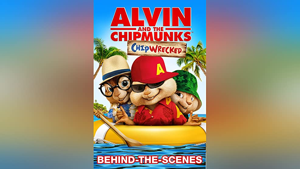 Alvin and the Chipmunks: Chipwrecked - ''How We Roll'' Music Video