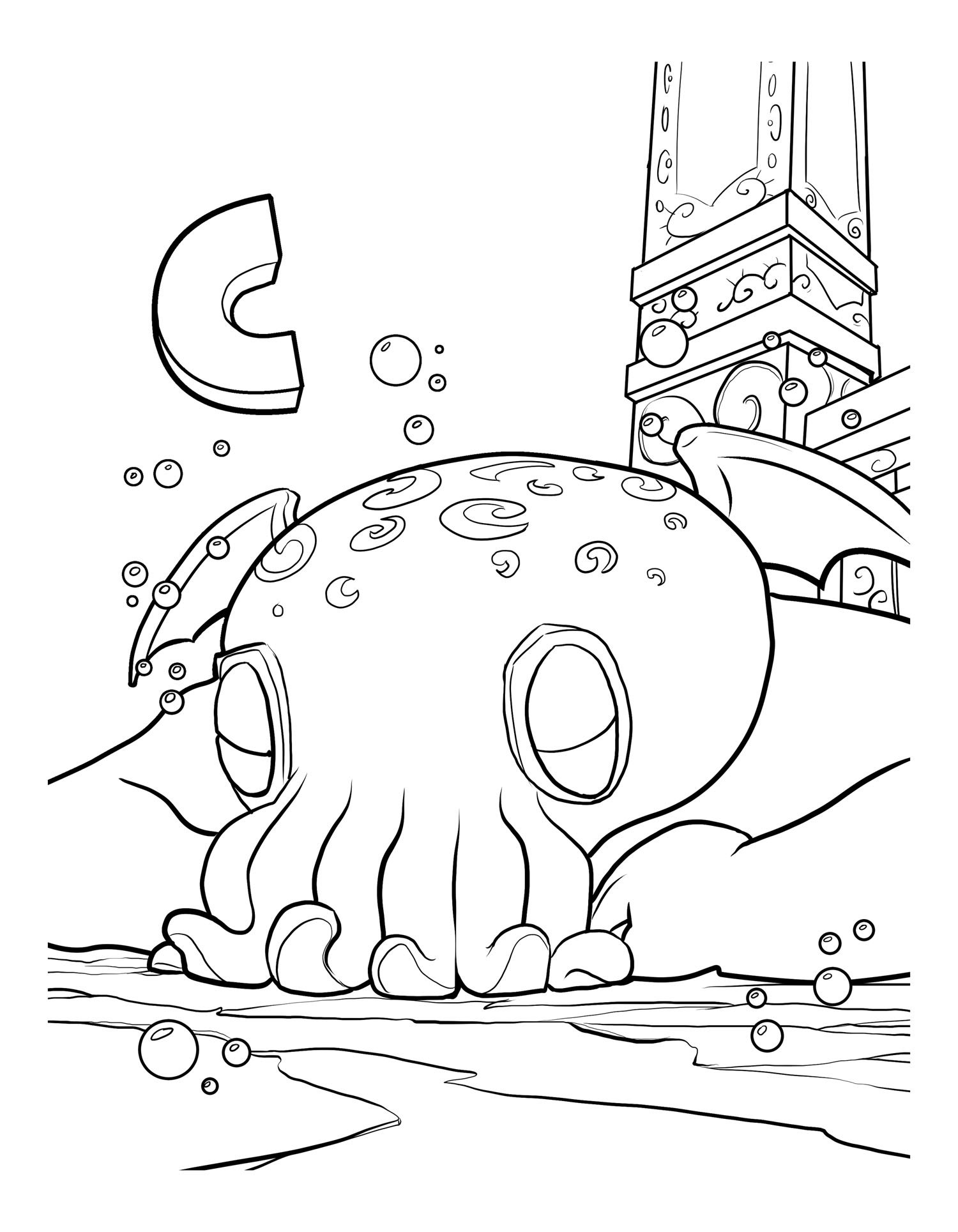 C Is For Cthulhu Coloring Book Greg Murphy Jules Rivera Jonathan Rector Jason Ciaramella Tyler James 9780996772419 Amazon Books