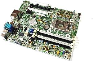 Genuine HP Elite 8200 SFF Desktop System Motherboard LGA 611834-001, 611793-002 (Renewed)