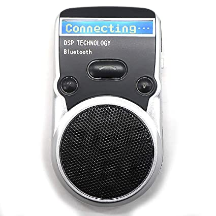 JOYFULBID - Kit de Visera para Coche, inalámbrico, Bluetooth ...