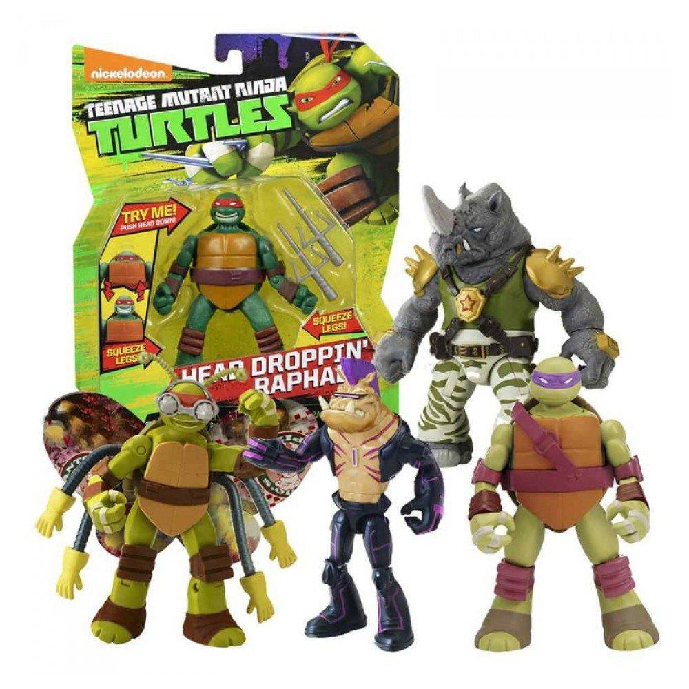 Tortugas Ninja - TMNT Figura de Dog Pound (Giochi Preziosi ...