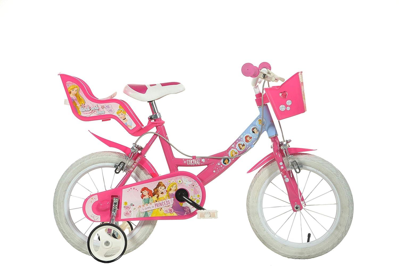 Dinobikes Dino Bikes/ /164/r-pss/ /Fahrrad f/ür M/ädchen 16/von 6/bis 8/Jahren