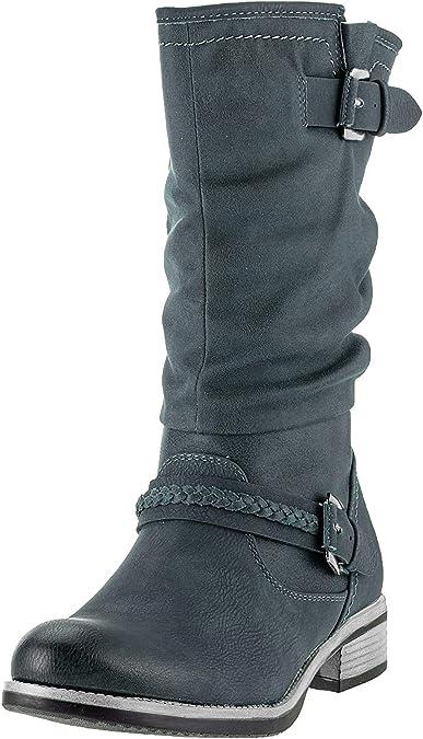 Rieker Women's 98860 High Boots: Amazon