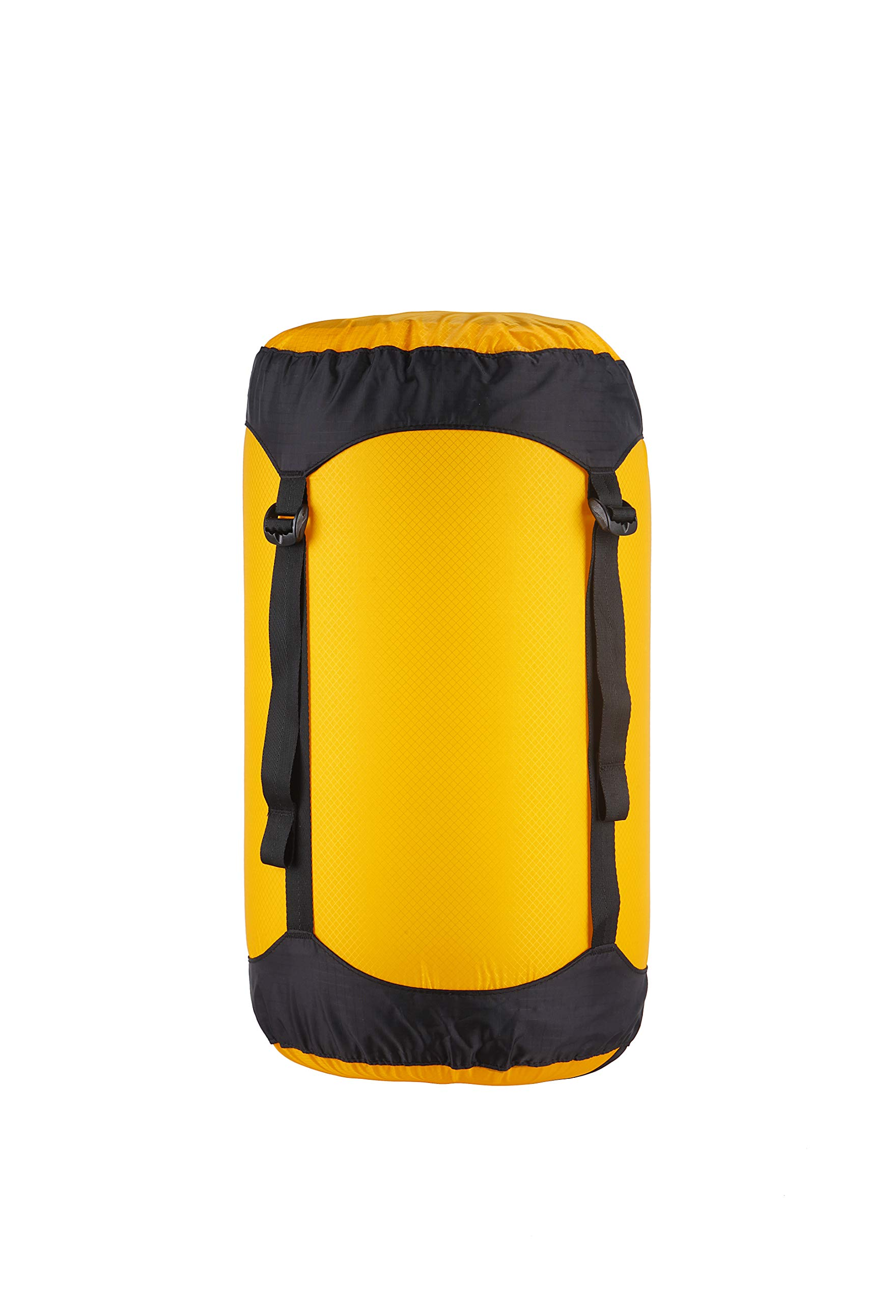 Sea to Summit Ultra-SIL Compression Sack, Yellow, 10 Liter by Sea to Summit