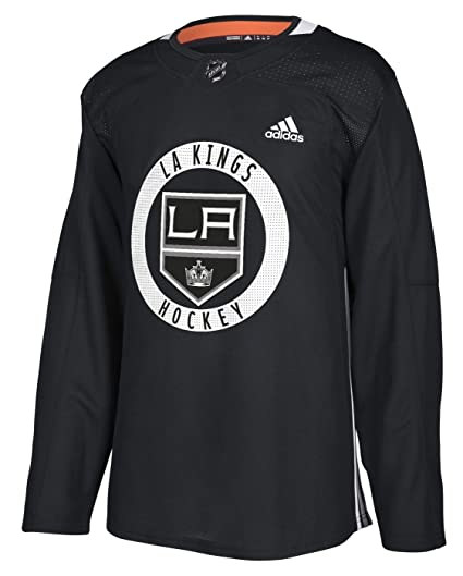 2300fd9df adidas Los Angeles Kings NHL Men's Climalite Authentic Practice Jersey ...