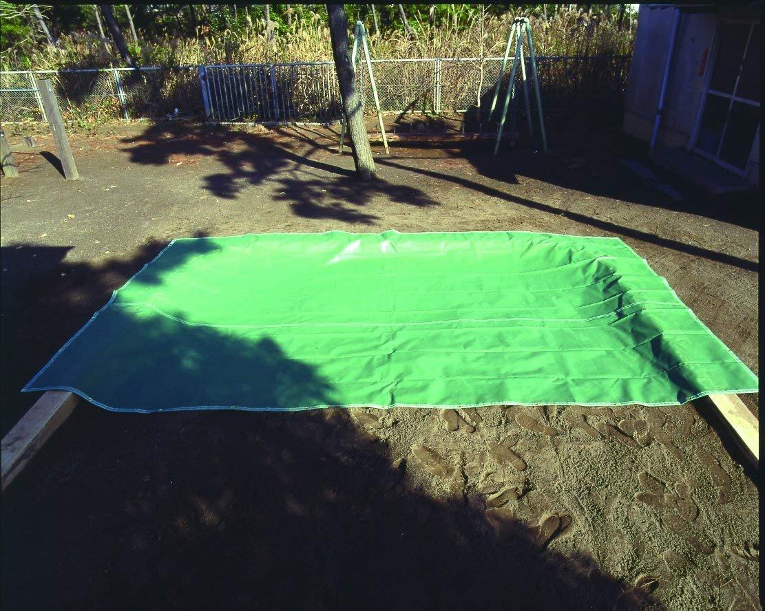 砂場メッシュシート スタンダード 3.3m×2.8m 日本製 砂場動物侵入防止ネット *特注サイズも承ります