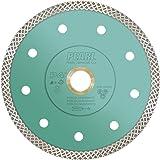 Pearl Abrasive P4 DIA07TT Turbo Mesh Blade for Porcelain and Granite 7 x .055 x 7/8, ◊, 5/8