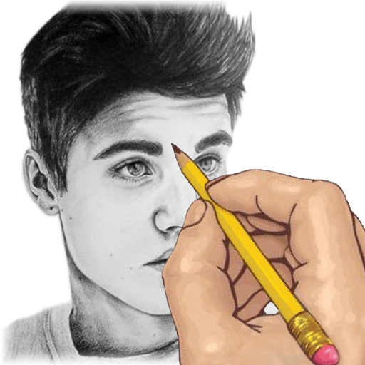 How to Draw: Justin Bieber