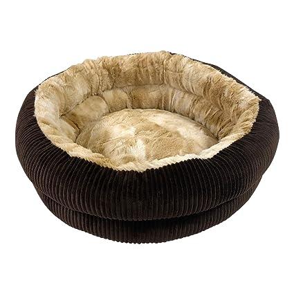 Amazon.com: Cama de felpa para gatos de Pet Craft Supply ...