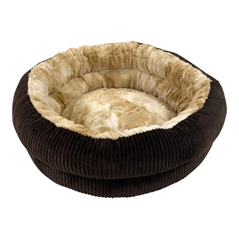Amazon.com: Cama de felpa para gatos de Pet Craft Supply ...