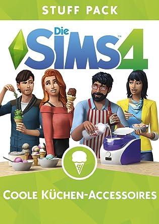 Die SIMS 4 - Coole Küchen-Accessoires [Zusatzinhalt] [PC ...