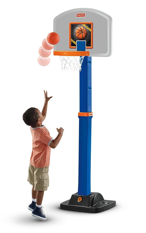 Grow to Pro Basketball Hoop