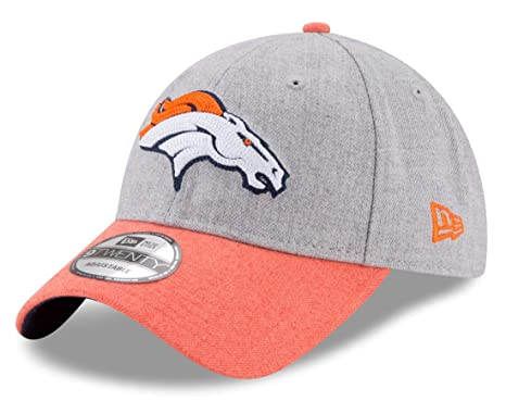 huge discount 38bf0 05cea Image Unavailable. Image not available for. Color  Denver Broncos New Era  9Forty NFL ...