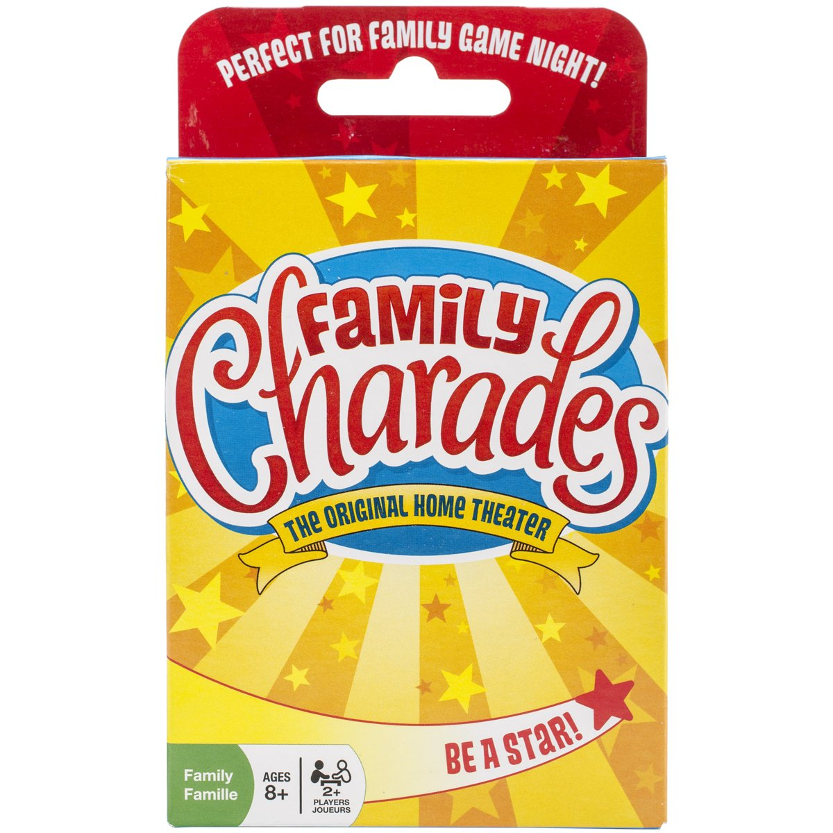 Outset Media Family Charades Card Game OM19166
