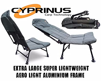 Pêcheur Large Xl Pour Chaise Cyprinus Inclanable WIDH29YE