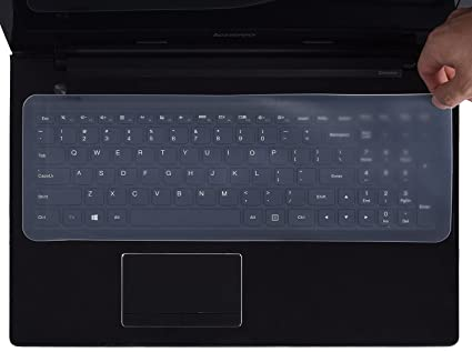 Semi-Transparent Universal Silicone Keyboard Protector Cover Skin ... 47b2bd493