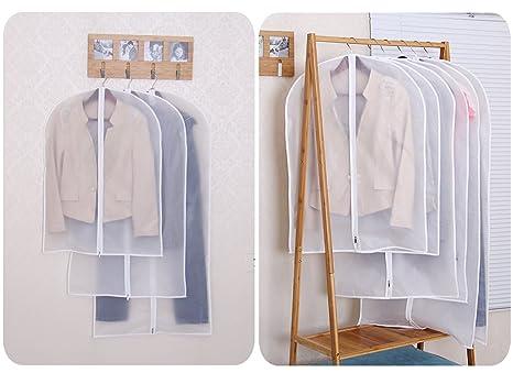 Fundas Funda para la ropa con cremallera ropa bolsas para ...