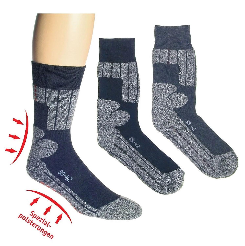 4 Paar Herren Funktions-Socken Sportsocken Arbeitssocken Strümpfe Gr. 39-42, 43-46