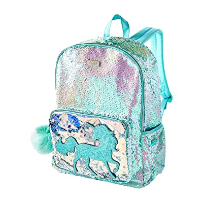 Justice Unicorn Flip Sequin Shaky Backpack | Kids' Backpacks