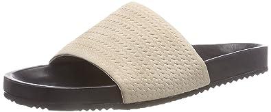 Filippa K Damen Logan Sandal Pantoletten, Beige (Braided SA 7765), 39 EU