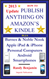 How To Publish Anything On Amazon's Kindle