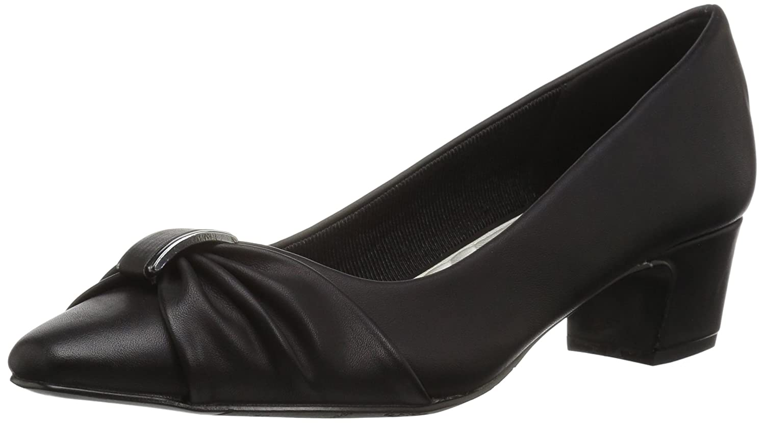 Easy Street Women's Eloise Dress Pump B071FNQFF2 10 W US|Black
