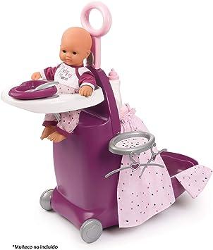 Mini maman poupées taille vélo violet 20 x 36 x 15 cm