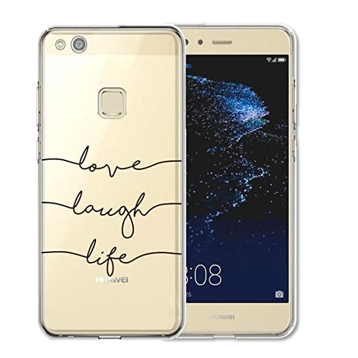 22 opinioni per Custodia Huawei P10 Lite , TUTUWEN Cover Huawei P10 Lite Silicone Trasparente