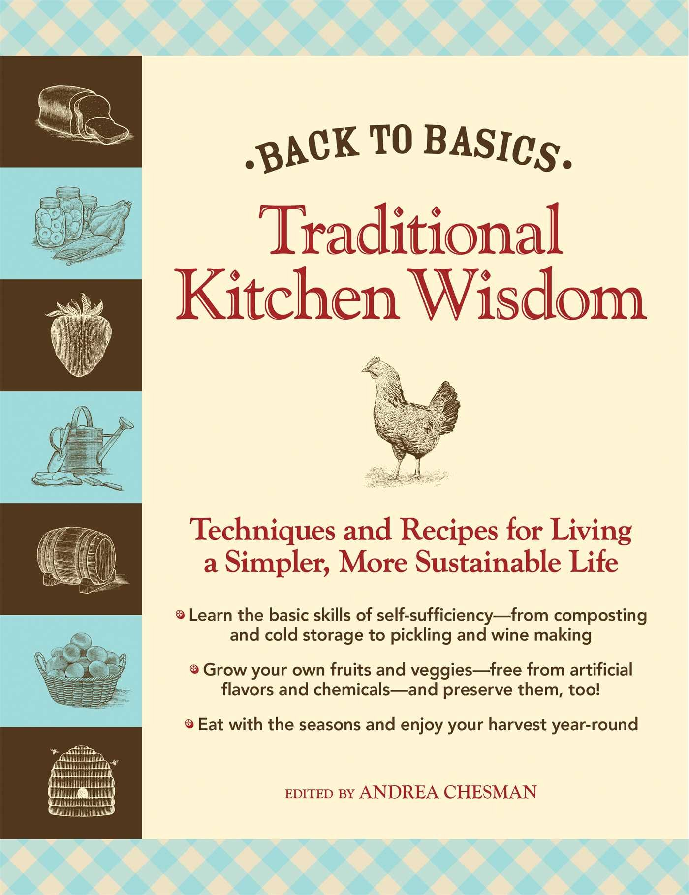 Back Basics Traditional Techniques Sustainable