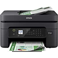 Epson Workforce All-in-One Wireless Inkjet Printer (Black)