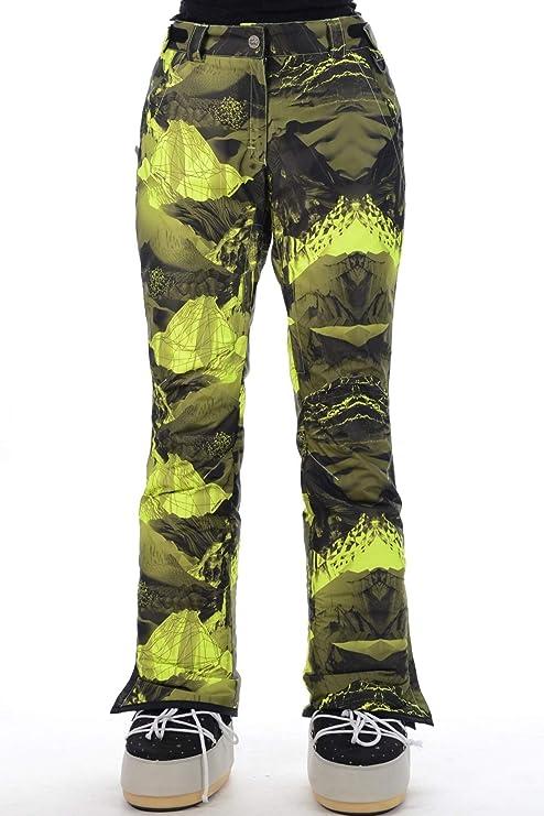Stayer - Pantaloni Termici da Uomo per Lo Sport e Lo Snowboard 5b7edd03768