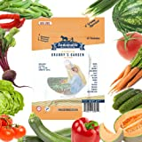 Sustainable Seed 15 Variety Non GMO Heirloom Vegetable Garden Seed Collection for Planting. Heirloom Beet, Carrot, Cucumber, Basil, Kale, Lettuce, Melon, Onion, Pea, Pepper, Squash and Tomato Seeds