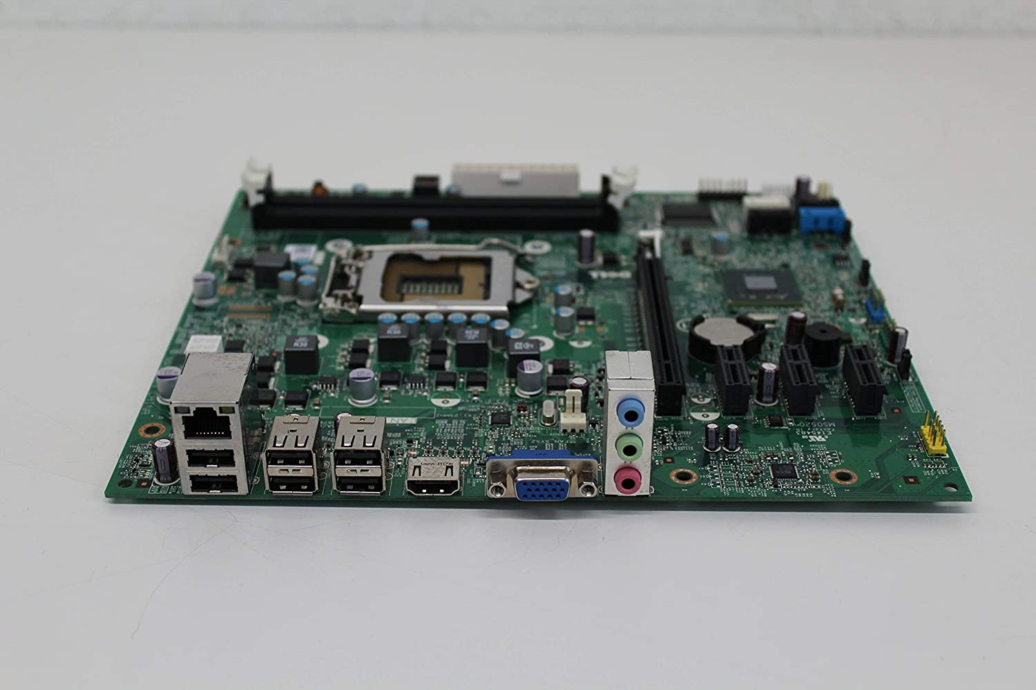 Genuine Dell GDG8Y, M5DCD, MIH61R Inspiron 620s Small-Tower Optiplex 390 Tower Motherboard Logic Main Board Intel H61 Compatible Part Numbers: GDG8Y, MIH61R, M5DCD (Renewed)