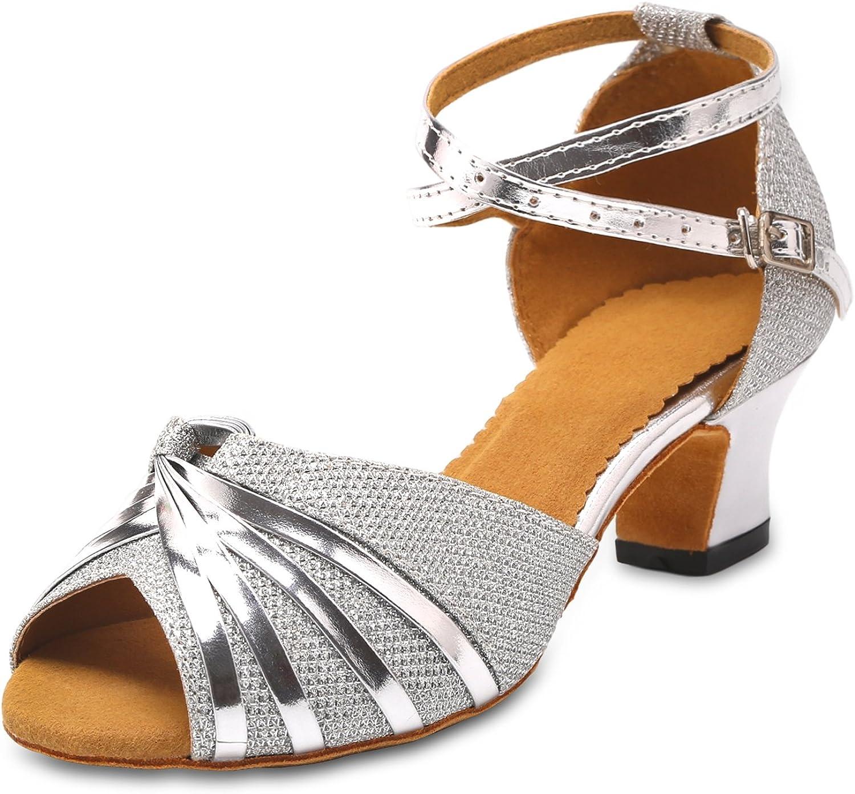 KAI-ROAD Ballroom Dance Shoes Women