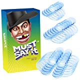 iRainy Pack of 20 Dental Cheek Retractor Mouth Opener for Watch Ya Mouth Speak Out Phrase Guess Game Holiday Family Party Gaming Set (4 Small 6 Medium 10 Large)
