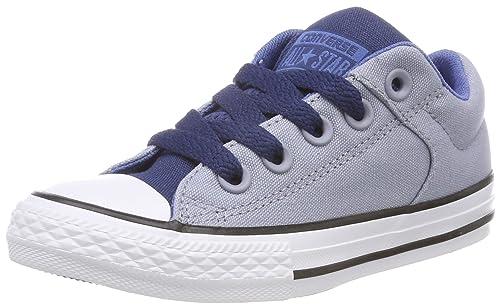 Converse CTAS High Street Slip, Zapatillas sin Cordones Unisex niños: Amazon.es: Zapatos y complementos