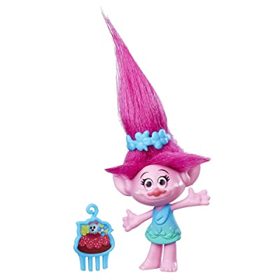 DreamWorks Trolls Poppy Collectible Figure: Toys & Games