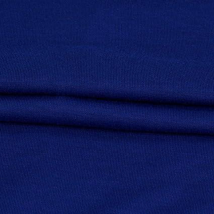 Siswong Blusas con Encaje Mujer Algodon Hombros Descubiertos Elegantes Sexys Blusas Formula Joven Holgadas Tallas Grandes (L, Azul): Amazon.es: Ropa y ...