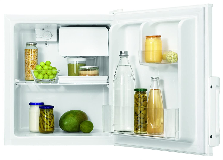 Amica Kühlschrank Ks 15195 W : Zanussi zrx51101wa kühlschrank 51 cm höhe 84 kwh eisfach weiß