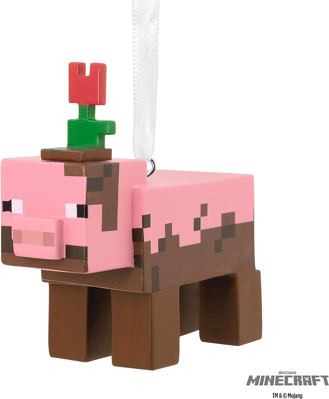 Hallmark Christmas Ornament, Minecraft Earth Muddy Pig