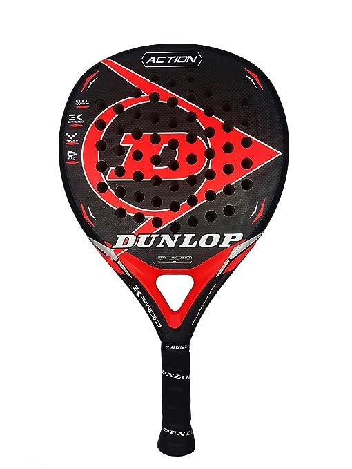 Dunlop Action Pala de Pádel: Amazon.es: Deportes y aire libre