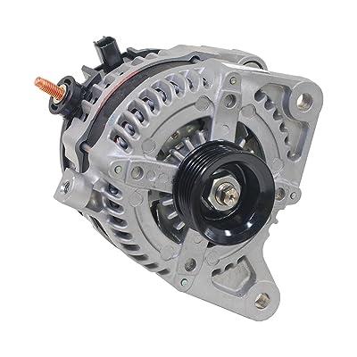 Eagle High Fits High amp 250 AMP Alternator Jeep Wrangler 2007-2008 3.8 V6 Generator: Automotive