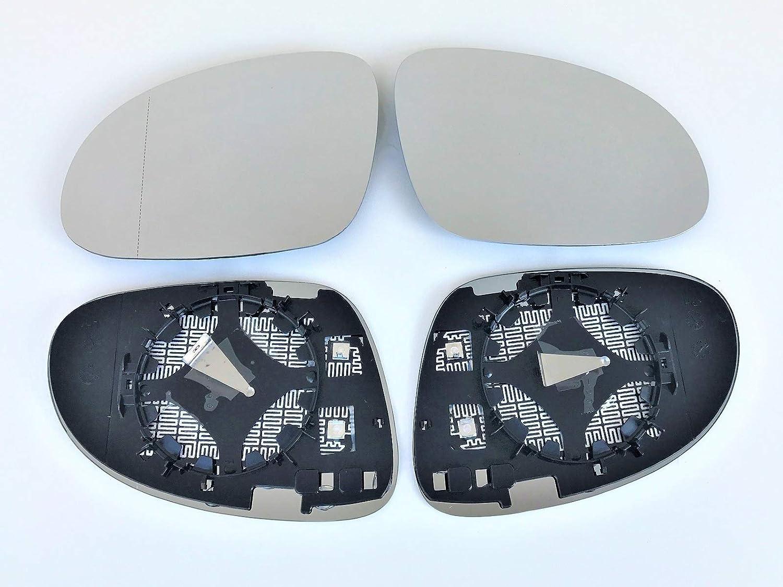 /à partir de 11//2003/chauffant 7/M8//7/M9//7/m6 Verre Miroir droite gauche pour VW Sharan