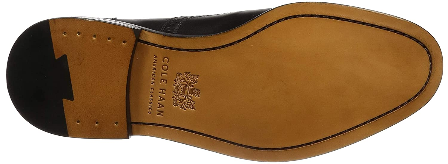 2ad676930e600e Amazon.com | Cole Haan Men's Kneeland Brogue Cap Toe Oxford | Oxfords