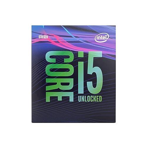 Intel BX80684I59600K Processeur Intel Core i5-9600K 4.6 GHz Socket LG1151