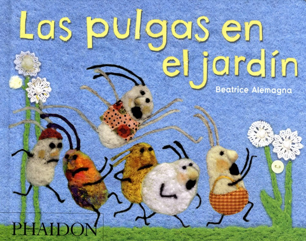 PULGAS EN EL JARDIN (Spanish Edition): Beatrice Alemagna: 9780714863269: Amazon.com: Books