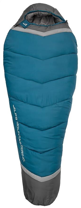 Alpes alpinismo Blaze -20 grados momia saco de dormir, Blue Coral/Coal,