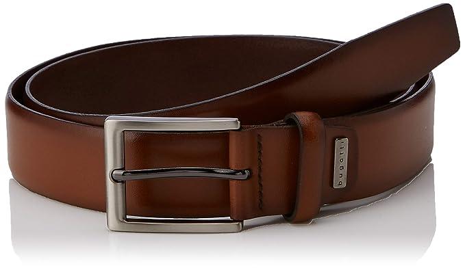 5c50e430325dae Bugatti Herren Gürtel 37600 R-1401 Braun (Cognac 11) 80